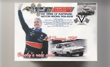 100 YEARS OF AUSTRALIAN MOTOR RACING PETER BROCK TRIBUTE COVER, LC TORANA XU1