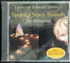 Martha Stewart Living: Spooky Scary Sounds for Halloween by Various Artists CD