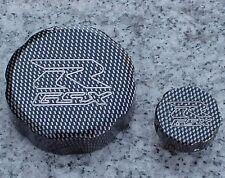 Suzuki GSXR600 GSXR750 GSXR1000 GSXR 600 750 1000 CARBON FLUID CAP SET