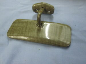 Pontiac 1935 1936 1937 1938 Interior Rear View Mirror Perfect New car take off