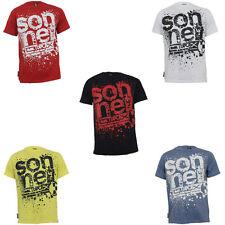 Sonneti Particle Mens T shirt Various Sizes & colours available
