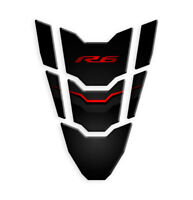 PARASERBATOIO RESINA 3D TANKPAD YAMAHA YZF – R6 2015 – 2017 GP-274(M) (Dark Red)