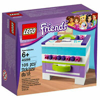 LEGO 40266 Friends Storage Box Building Kit + Tracking number