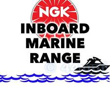 NGK SPARK PLUG For MARINE ENGINE MERCRUISER 8 cyl GM Big Block 454 EFI MPI