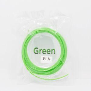 3D Printer Filament PLA 1.75mm Filament Printing Materials Plastic 37 Color 10m