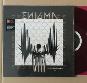 Enigma – The Fall Of A Rebel Angel Violet  Vinyl LP  The Colours Of –  VIII