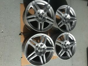 "Acura TL 2007-2008 OEM (4)Factory Rims 17""X 8"""