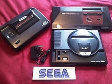 UK Seller 9V AC/DC Power Supply PSU 3 Pin UK Plug For SEGA Megadrive Master CD