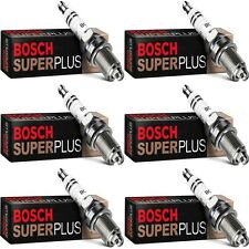 6 X Bosch Copper Core Spark Plugs For 1973-1974 FORD E-300 ECONOLINE L6-4.9L