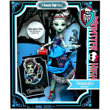 Monster High Once Upon a Time Threadarella Frankie Stein  NIB
