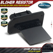 HVAC Blower Motor Resistor Front Formula Auto Parts BMR10
