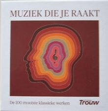 MUZIEK DIE JE RAAKT - DE 100 MOOISTE KLASSIEKE WERKEN  - BOXSET 10 CD (TROUW)