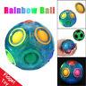 Luminous Stress Reliever Magic Colorful Ball Cube Fidget Puzzle Education Toy