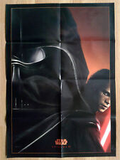 STAR WARS Episode I and III - 3 vintage German 1 sheet posters! Sci-Fi