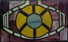 Transformers Autobot Matrix of Leadership Leaded Stained Glass Panel