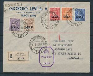 [G14926] UK MEF very nice old cover - see photo