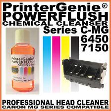 Canon PIXMA MG6450 / 7150 Printer: Head Cleaner: Nozzle & Printhead Unblocker