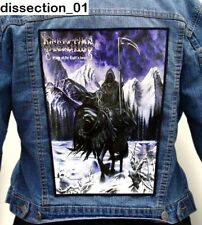 DISSECTION    Back Patch Backpatch ekran new