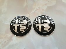 NEW STYLE 2020 ALFA ROMEO 156,147,159,GTA,GT,GTV,SPIDER,GIULIA,STELVIO BADGE SET