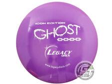 New Legacy Discs Icon Ghost 173g Purple White Stamp Midrange Golf Disc