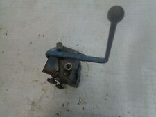 Ford 6000 Commander Hydraulic Control Valve With Handle