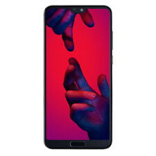 "Brand New Huawei P20 Pro Black 6.1"" 128GB 4G LTE Octa Core Sim Free Unlocked UK"