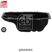 Oil Pan Sump for FIAT DOBLO 1.3 04-on D JTD Diesel Febi
