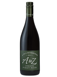A To Z Wineworks Oregon Pinot Noir 2016 750ML