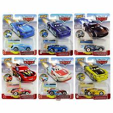Disney Pixar Cars XRS Rocket Racing 1:55 Scale Mattel Official Diecast