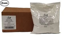 French Vanilla Cappuccino Mix 12 Bags/2 Lbs Each By Farmer Bros(superior)