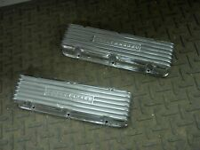 NOS offenhauser chevy  corvair valve covers yenko stinger