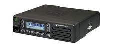 Motorola CM300d 403-470 MHz UHF Digital 40 Watt Radio AAM01QPH9JA1AN CM300