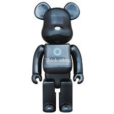 I Am Other 400% Bearbrick Black Pharrell Williams Figure Medicom