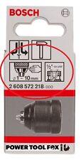 "savers Genuine Bosch KEYLESS CHUCK 1-10mm 1/2""20UNF 2608572218 3165140348638 O80"
