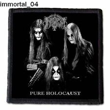 IMMORTAL PATCH different patterns DARK FUNERAL MAYHEM GORGOROTH VENOM MARDUK