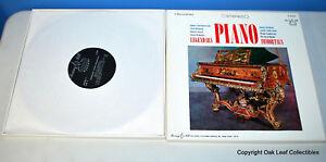 Legendary Piano Immortals Piano Rolls Murray Hill 5LP Box Set 1965
