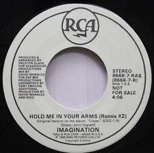 Modern Soul Disco Promo 45 Imagination - Hold Me In Your Arms (Remix #2) / Hold