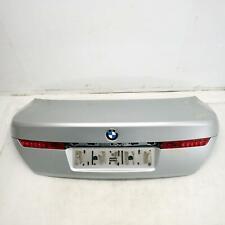 Tailgate Bootlid Bare Titan Silver (Ref.1077) BMW 730d E65