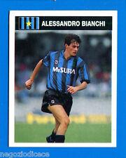 CAMPIONI & CAMPIONATO 90/91 -Figurina-Sticker n. 158 - BIANCHI - INTER -New