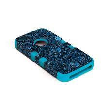 Proveil Reaper Fish Bone Camo Phone Case, Camouflage Cover iPhone 4