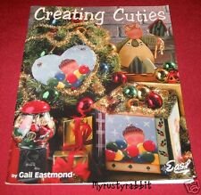 Creating Cuties ~ Decorative Tole Painting Book ~ Gail Eastmond