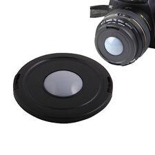 77mm White Balance Lens Cap For Canon 5D Mark III 5D II Nikon D600 D800 24-70mm