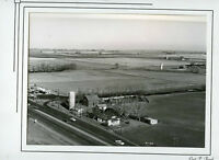 Antique Photo-Greeley Colorado Farms-Highway-Cylos-1950's-8x10-Frank Studio