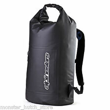 BRAND NEW WITH TAGS Alpinestars DRYPACK Backpack BLACK Astars LIMITED ASTARS
