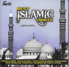 BEST ISLAMIC NAATS WITH DUFF - BRAND NEW NAAT CD