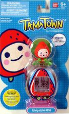 Tamagotchi TamaTown Tama-Go Figure Faceplate ICHIGOTCHI # 155 Not Game Unit