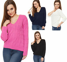 Hip Length Acrylic Regular Jumpers & Cardigans for Women