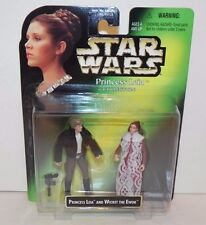 STAR WARS ~ PRINCESS LEIA COLLECTION - HANS SOLO w/ WICKET LABEL VARIATION!