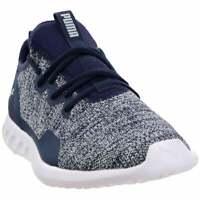 Puma carson 2 x knit  Casual Running  Shoes - Blue - Womens