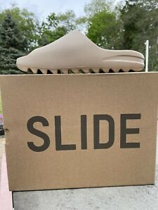 Adidas Yeezy Slide Pure NEW GZ5554 Size 10
